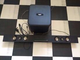 Bush Soundbar with Subwoofer 200W