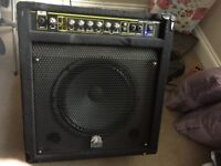 80W Bass Amp for sale (White Horse BP80)