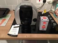 Braun Tassimo Coffee machine with pods