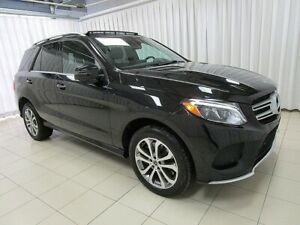 2019 Mercedes Benz GLE GLE400 4MATIC w/ HEATED LEATHER, NAVIGATI