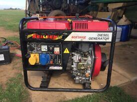 Neilsen 3.5 KW Diesel Generator