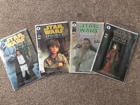 Limited Edition Signed Star Wars Comics