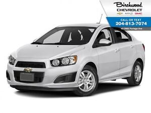2016 Chevrolet Sonic LS   20% OFF