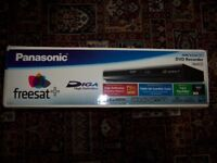 Panasonic Twin Freesat DVD & 250GB HDD Recorder (DMR-XS350)
