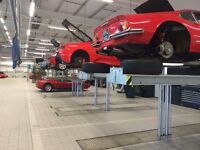 looking for cars mechanic or fitter in cardiff