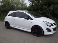 VAUXHAL CORSA 1.2 LIMITED -13 PLATE