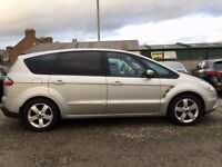 PRICE DROP: Ford S-MAX Titanium 2.0TDi for sale. Reliable. Great runner! Lots of space! 7 seats!