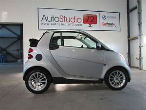 2010 smart fortwo passion **CONVERTIBLE**SIEGES CHAUFFANTS**
