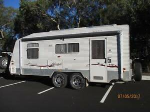 Coromal Lifestyle 610 - Triple Bunk Family Caravan Pymble Ku-ring-gai Area Preview