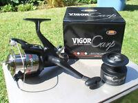 3 x Vigor Carp Reel 60 - New