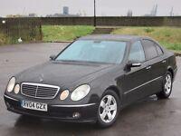 2004 (04 reg), Mercedes-Benz E Class 2.7 E270 CDI Avantgarde 4dr