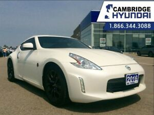 2016 Nissan 370Z 6 SPEED RWD - V6 - 332 HORSEPOWER - 1 OWNER