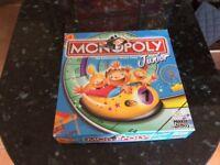 Junior Monopoly Board Game
