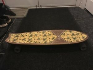 "Globe Pineapple 32"" Cruiser Complete Skateboard"