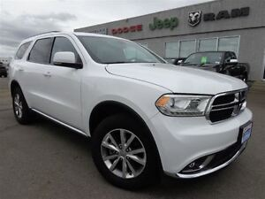 2015 Dodge Durango Limited-Hands-Free Bluetooth--High River Albe