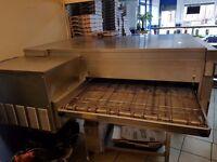 LINCOLN IMPINGER 32 INCHES PIZZA MACHINE