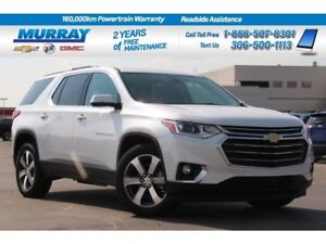 2019 Chevrolet Traverse LT True North AWD *REMOTE START,SUNROOF,