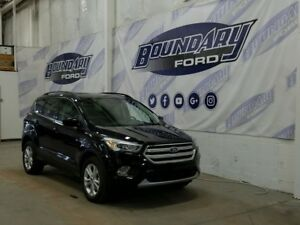 2018 Ford Escape SEL 300A 2.0L Ecoboost