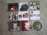 Boyzone & Ronan Keating cd's