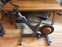 Keiser M2 Exercise/Spin Bike