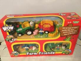 Wow Farm friends unused
