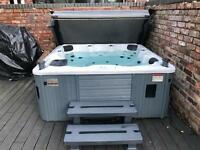 Canadian spa hot tub