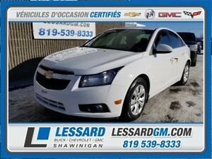 2012 CHEVROLET Cruze LT Turbo, DEMARREUR A DISTANCE, PRISE USB