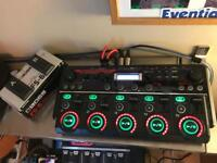 Boss RC-505 plus FS-6 Foot-switch Loopstation