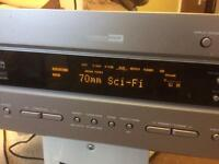 Amplifier 75 watts yamaha