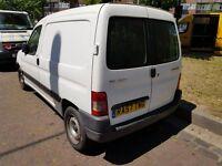 Peugeot partner van breaking
