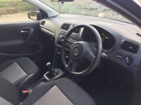 Volkswagen Polo Hatchback 2011 1.2 (70bhp) S (AC) 5d.