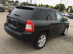 2010 Jeep Compass 4X4 ACCIDENT FREE SPORT/NORTH POWER PKG ALLOYS Kitchener / Waterloo Kitchener Area image 6