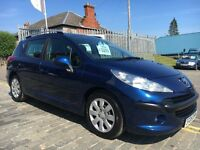 PEUGEOT 207 1.4 S SW, 08 PLATE 2008, 64K MILES,FACELIFT MODEL...LONG MOT..EXCELLENT VALUE FOR MONEY