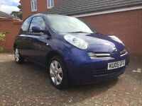 FOR SALE ...NISSAN MICRA 1.2 URBIS 2005 ( 1 LADY OWNER FROM NEW )