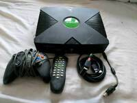 Free original xbox console