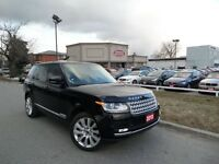 2013 Land Rover Range Rover SUPERCHARGED PANORAMIC CANADIAN 510H