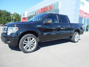 2014 Ford F-150 LIMITED 4X4 TOIT OUVRANT CUIR NAVIGATION ECOBOOS