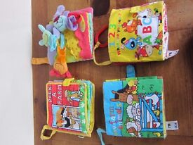 Mothercare Textured Baby Books