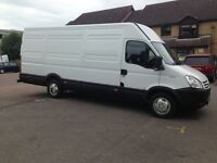 Large empty van to cornwall 27th January