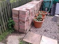 Paving blocks 20p each