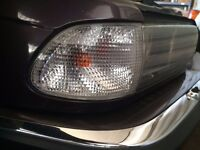 BMW E38 7 Series clear indicator lamps/lenses. Breaking 740i