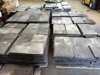 22 X 12 RECLAIMED GRADE A WELSH SLATE