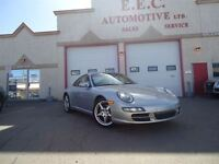 2005 Porsche 911 997 Coupe 6 Speed Sunroof