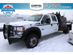 2015 Ford F-550 CHASSIS CAB SuperCrew   **New Arrival**