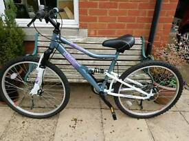Women's 18 speed mountain bike for sale