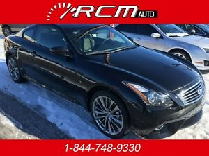 ***IMMACULATE*** 2014 INFINITI Q60 *** GUARANTEED APPROVAL ***