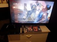 PS3 SLIM 250GB +32 inch TV 720p -
