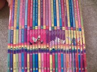 Rainbow Magic books (by Daisy Meadows)