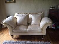 Quality reproduction antique settee for sale