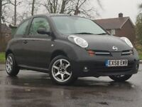 Nissan Micra 1.2 16v 25th Anniversary Hatchback 3dr Petrol Manual( warranted Mileage)